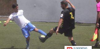 Al final no pudo puntuar el Atlético Tacoronte.
