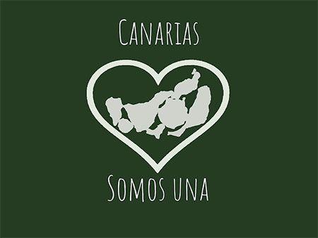 """Anagrama: """"Canarias somos una"""""""
