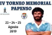 IV Torneo memorial Papenso.