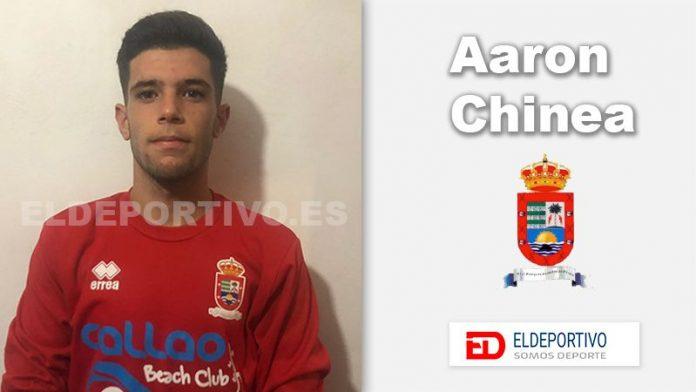 Entrevista a Aarón Chinea, jugador del Santos Reyes.