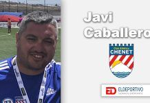El Atlco Chenet arranca la pretemporada con Javi Caballero de entrenador.
