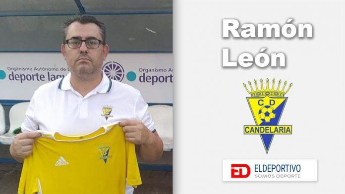 Ramón León intentará que el Candelaria esté en la zona media-alta