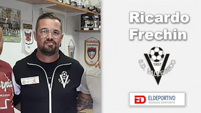 Ricardo Frechin, entrenará al regional de la SD Valleseco.