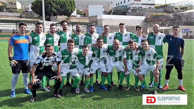 Once Inicial del Atlético San Juan.