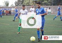 Fotos del TNK CD Vera vs Villa de Santa Brígida.