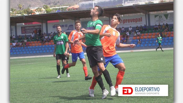 El Atlético Paso remonta ante el Juvenil de Los Llanos.