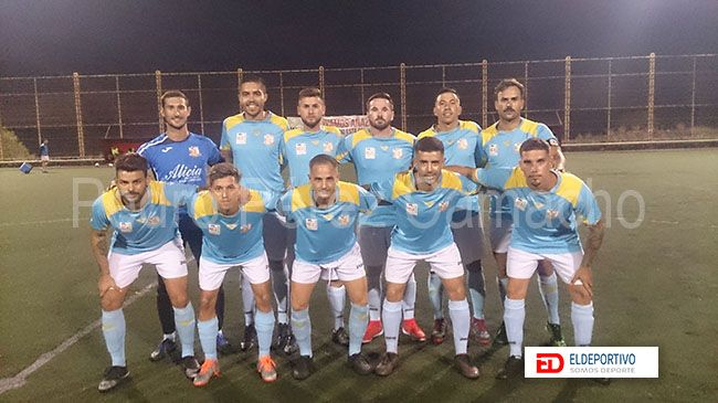 Once inicial del San Lorenzo.
