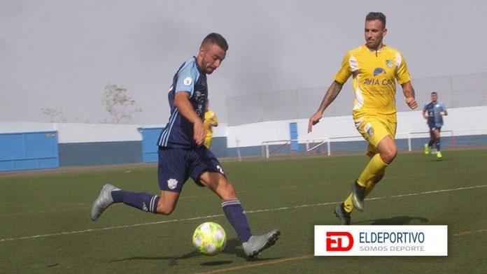De penalti tomó ventaja el Augüímar.