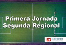 Sorteados los tres grupos de Segunda Regional.