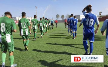El CD Tenerifese medirá hoy domingo al CD Marino en la Final.