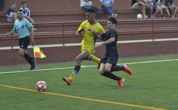"""Torneo Juvenil de Adeje, """"las formas no fueron las correctas con un joven futbolista""""."""