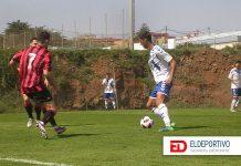 El Tenerife B logra la primera victoria de la temporada.