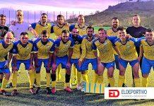 Plantilla Atlético Restiga, plantilla 2019-20.