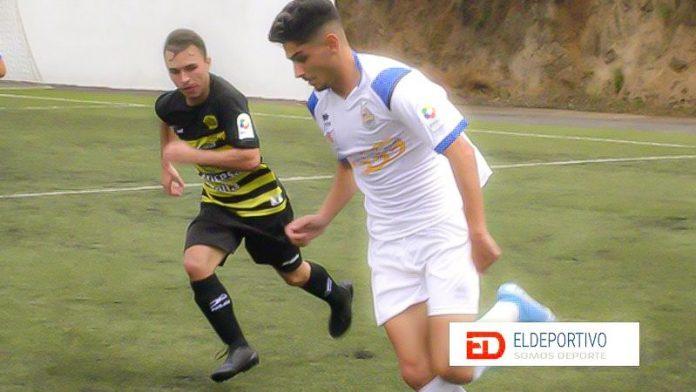 Primera victoria y puntos para el Atlético Tacoronte.