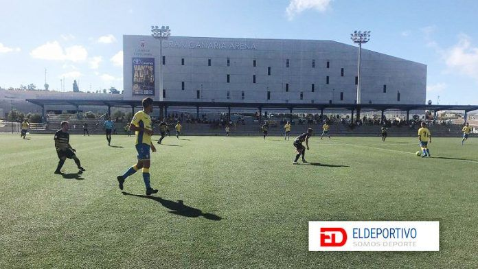 El Atlético Tacoronte cae en su vista a Las Palmas C.