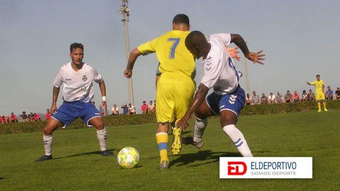 El derbi de Tercera para el Tenerife B.