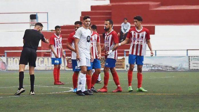 Buen partido el jugado entre el Atl. Granadilla y el CD Águilas.