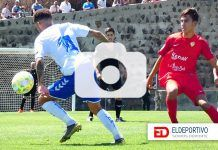 Fotos: CD Tenerife B vs CD Santa Úrsula.