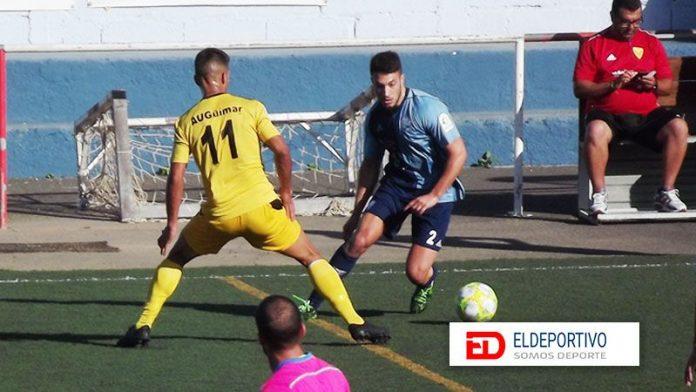 Gran partido del Atlético Tacoronte en Tasagaya.
