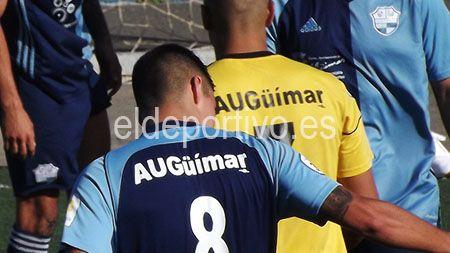 Jugaron con las camisetas del Unión Güímar.