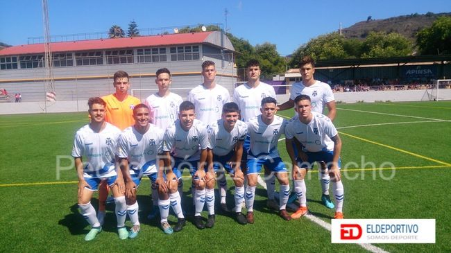 Once del CD Tenerife.