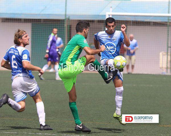 El CD Marino recupera el liderato de la Tercera División Canaria.