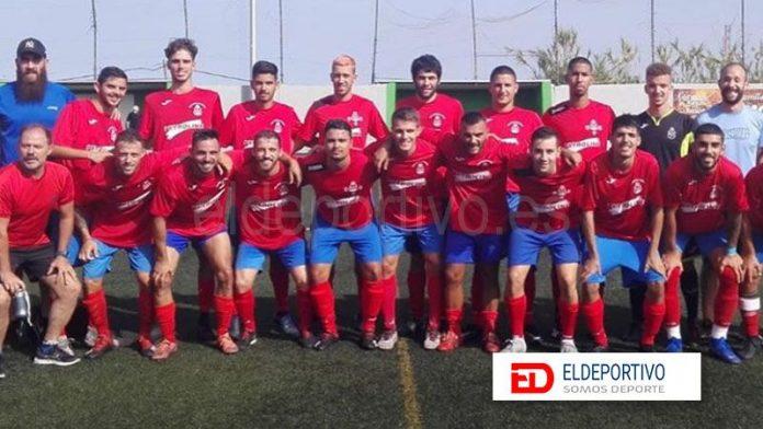 Real Unión Tenerife, plantilla 2019-20.