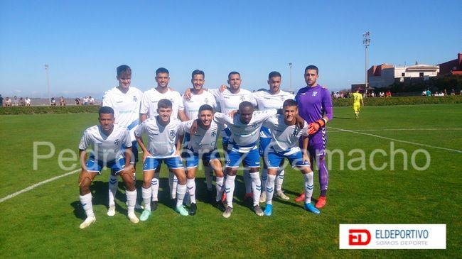 Once del Tenerife B.