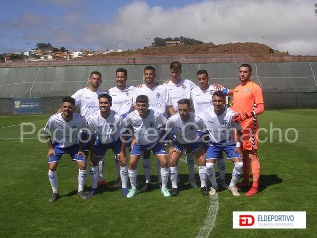 Once del CD Tenerife B.