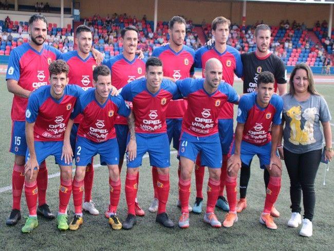 Once del UD Lanzarote.