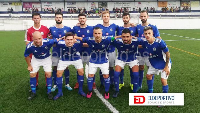 Once inicial del Tejina.