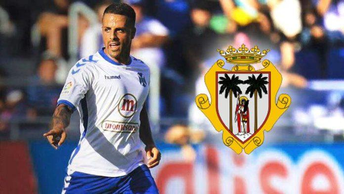 Vitolo nuevo jugador del Santa Úrsula.