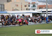 Campo de fútbol de Las Delicias.