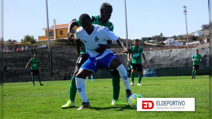 Victoria del Atlético Paso en su visita al CD Tenerife B con los que los palmeros siguen su buen inicio liguero.