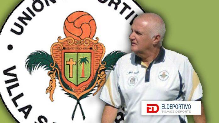 Claudio Morera será el nuevo técnico del Villa Santa Brígida.