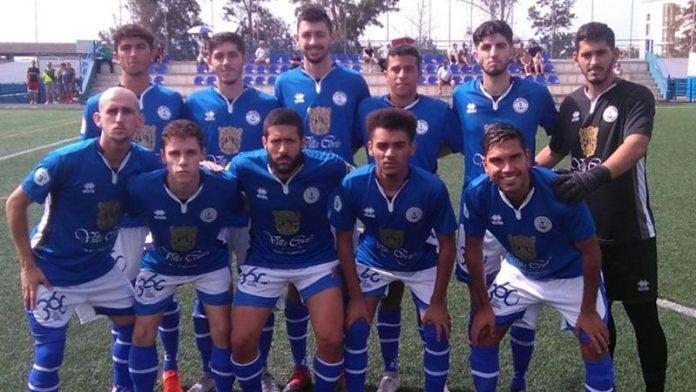 Cruz Santa y Marino B firman tablas en La Suerte.