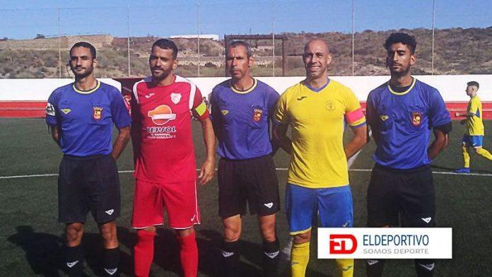 Empate en el derbi entre la UD Las Zocas y el CD San Miguel