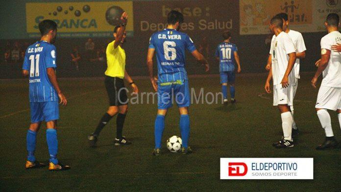CD Puerto Cruz cae eliminado de la Copa por el CD TNK Vera.