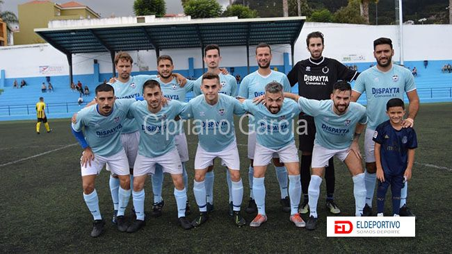 UD Realejos 11 inicial