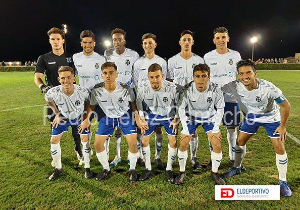 Once de el CD Tenerife C.