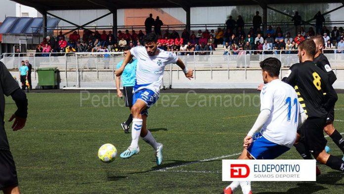 Reparto de puntos entre el Atlético Tacoronte y el CD Tenerife B.