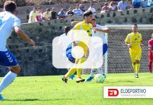 CD Tenerife B vs UD San Fernando.