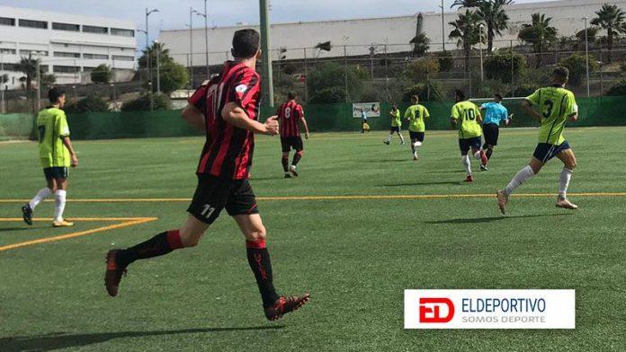 Un gol de Ramón en la recta final hace venir de vacío al Atlético Tacoronte.