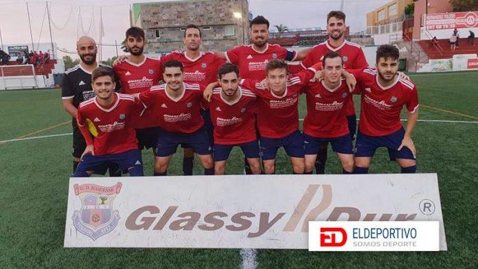 Un gol de Rubén Rosquete mete cuarto al Glassydur Icodense.