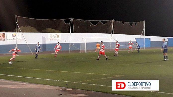 Buen partido en Tasagaya entre el Atlético Unión Güímar B y el Yballa La Cuesta.