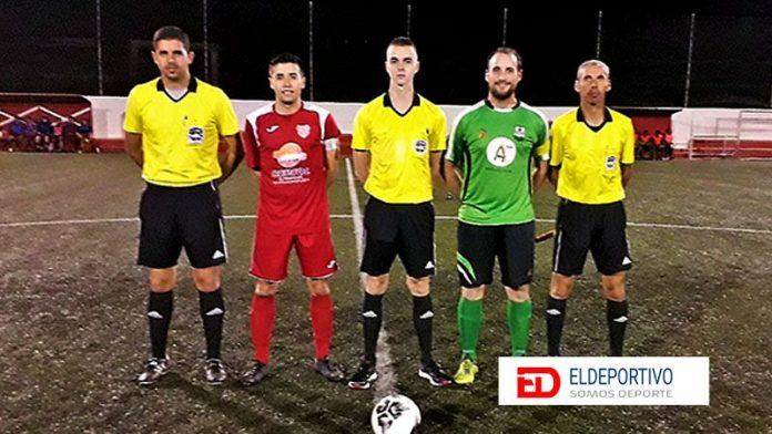 Un final con poco fútbol entre Las Zocas B y el I'Gara.