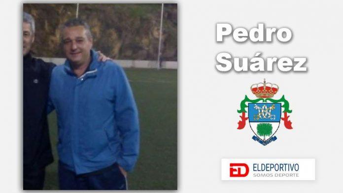 Pedro Suárez nuevo entrenador del CD Sauzal. .