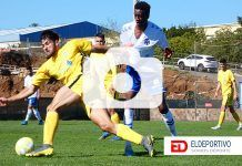 Fotos: CD Tenerife B vs CD TNK Vera.
