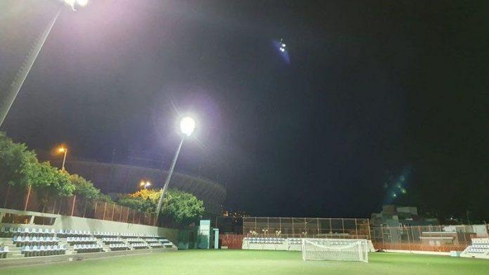 Campo de fútbol Juan Santa María.