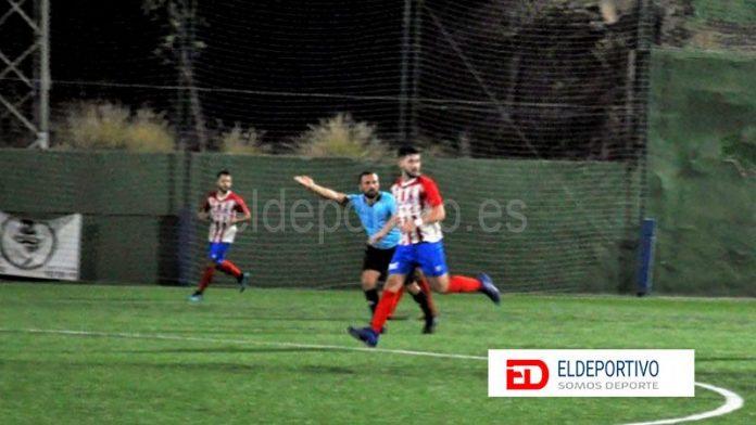 Atlco Granadilla y Santos Reyes se reparten los puntos.